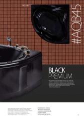 Ванна BLACK PREMIUM