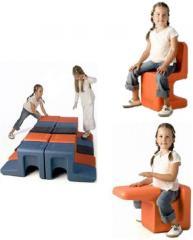 Универсальный детский стульчик