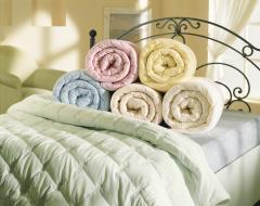 Ватное одеяло 210x230