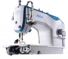 Высокоскоростная прямострочная швейная машинка Jack JK-F4