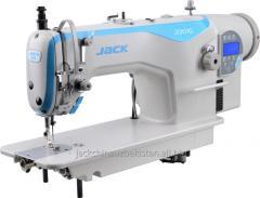 Швейная машина JACK JK-2001G для тяжелых условий работы.