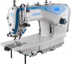 Прямострочная промышленная швейная машина Jack JK-A5