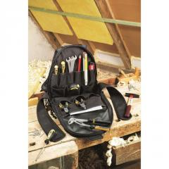 Слесарная сумка с инструментами