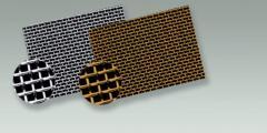 Сетка плетеная стальная одинарная, по ГОСТ 53336 Рабица
