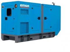 Дизельный генератор EMSA ED 150