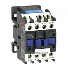 Контактор CJX2 (9A~95A)