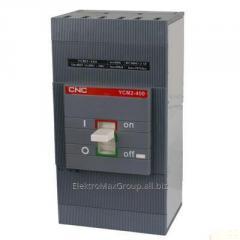 Автоматический выключатель YCM2-800S 3P (800A)