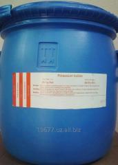 КАЛИЙ ЙОДИСТЫЙ Синонимы : Калий  йодид Международное название : Potassium iodide