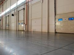 Сухие упрочняющие смеси Топпинг для промышленных бетонных полов