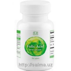 Фолиевая кислота Folic Acid