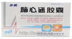 Препарат Buchang Naoxintong capsule/Бучанская капсула (прединфактная, прединсультное состояние, восстановление после инфаркта, инсульта)