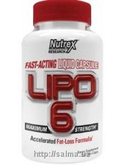 Препарат Nutrex Nutrex Lipo-6