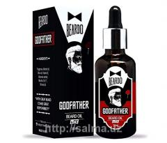 Косметика Beardo Godfahter для бороды. Индия. 30 ml