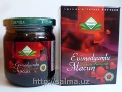 Джем для потенции и для женского наслаждения Эпимедумная паста Epimedyumlu Macun 240 и 43 гр.