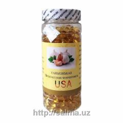 Мягкая капсула из чесночного масла Саньвэнькан 500 шт.