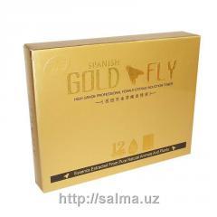 Золотая Шпанская Мушка Spanish Gold Fly возбуждающие капли для женщин