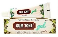 Зубная паста-гель Гум тон, Gum Tone, Charak, 50 гр.