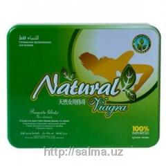 Препарат Natural Viagra Натуральная Виагра возбуждающие таблетки для женщин