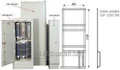 Шкаф распределительный телефонный ШР-300, ШР-600,