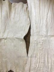 Королевский Ткань Ало-Бахмал бархат шёлковый ИКАТ вельвет