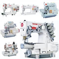 Промышленное швейное оборудование!