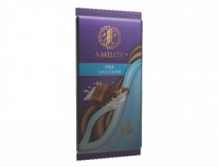 Плиточный молочный шоколад