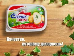 Плавленый сыр. (Cream Cheese)