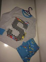 Детская пижама для мальчиков (комплект)