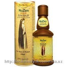 Масло для волос Nuzen Gold