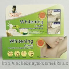 Лечебный отбеливающий крем для женщин...