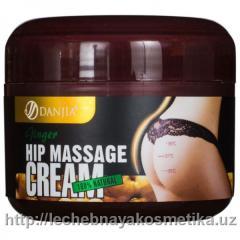 Массажный крем для увеличения хип