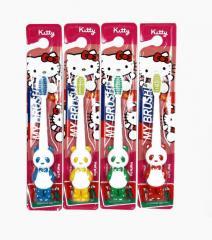 """Зубная щетка для детей """"panda"""""""