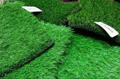 Искусственный газон - трава