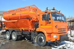 Коммунальная машина МД-532
