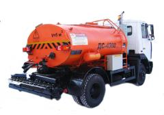 Motor tar sprayers
