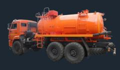 Ассенизационная машина МК-43118