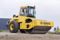 Грунтовый каток BOMAG BW 216 D-5 (Германия)...