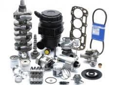 Engine components and spare parts
