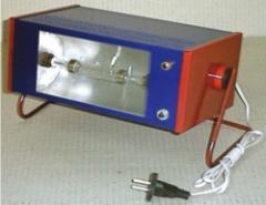 Облучатель ртутно-кварцевый УФО с лампой ДТР-230