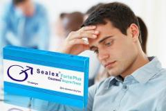 Препарат для потенции Sealex Forte Plus / Сеалекс