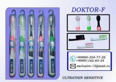 Зубная щетка Doctor-f soft toothbrush
