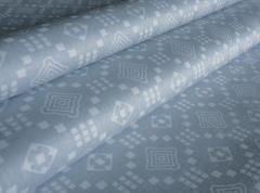 Two-thread cloth