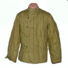 Куртка ватная стёганая