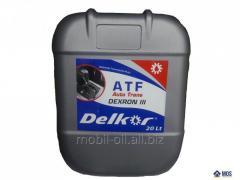 Масла Delkor ATF III IV