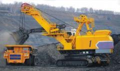 Продукция для горнодобывающей отрасли