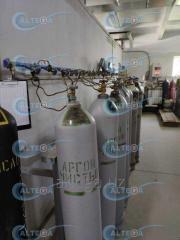 Аргон газ особой чистоты 5.0 (99, 999%)