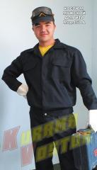 Костюм рабочий, костюм для ИТР