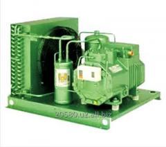 Агрегаты компрессорно-конденсаторные воздушного