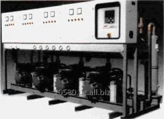 Полузакрытый параллельный агрегат Немецкого
