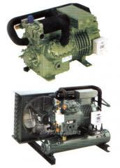 Compressors of special purpose